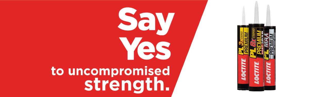 Say Yes to uncompromised strength.