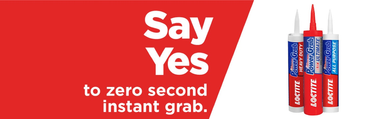 Say Yes to zero second instant grab.